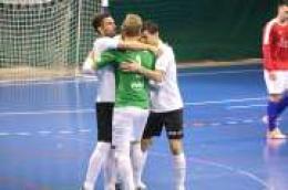 Pobjeda Heroja u drugom kolu 2. Hrvatske malonogometne lige Jug