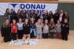 Odbojkašice Vodica osvojile drugo i treće mjesto na međunarodnom turniru u Austrijskom gradu Klagenfurtu