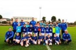 Zajedničkim domjenkom uprave NK Mladost sa svim igračima i članovima završila je nogometna polu sezona