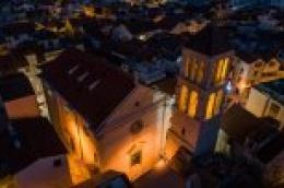 Obraćanje župnika don Franje Glasnovića vezano za vjerske aktivnosti i vjerski život u župi i gradu Vodicama u Došašću i novim okolnostima