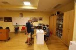 Izborna nedjelja: U Vodicama do 11:30 sati odaziv 3 % manji nego na prošlim parlamentarnim izborima