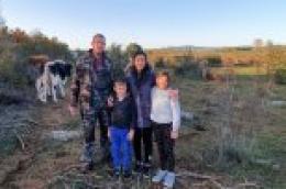 VIDEO PRILOG Posjetili smo pašnjak vodičkog stočara Slavomira Španje i njegove 32 krave