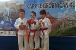 """Na međunarodnom karate turniru 7. """"Grobničan kup"""" članovi KK Okit ostvarili dobre rezultate"""