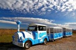Od ovog petka doživite novu turističku atrakciju, vožnju električnim turističkim vlakom u Park prirode Vransko jezero!