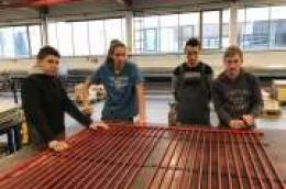 Četiri učenika Industrijsko-obrtničke škole Šibenik stekli specifične vještine na stručnoj praksi u Austriji