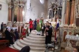 Proslava Nedjelje božje riječi u župi Našašča svetog križa Vodice