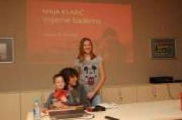 Predavanjem Maje Klarić o iskustvu na najpoznatijoj pješačkoj ruti započeo Mjesec Hrvatske knjige u knjižnici Vodice