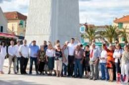 Lider Restart koalicije Davor Bernardić posjetio Vodice