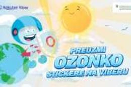 """Preuzmite prve """"zelene"""" stickere u Hrvatskoj i pomozite podići svjesnost o zaštiti ozona"""