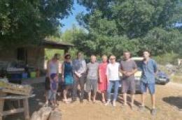 Veleposlanik Australije Daniel Emery podržao susret lokalnih OPG-ova na kojem je sudjelovala i naša Ivana Šimac Mehić