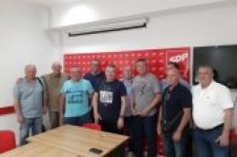 Osnovan savjet za ratne veterane SDP Šibensko kninske županije