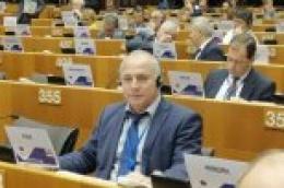 Župan Goran Pauk na 137. plenarnom zasjedanju  Europskog odbora regija