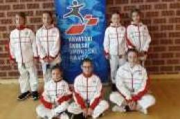 "Veliki uspjeh natjecateljica karate kluba ""Okit"" na školskom prvenstvu Hrvatske"