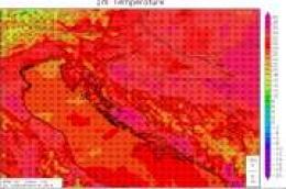 Hrvatska u crvenom: Za vikend stabilno i vruće