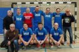 Malonogometna ekipa veterana Vodica vratila se iz Stuttgarta s peharom za fair play