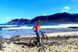 """Biciklist Marko Fržop krenuo """"udarnički"""" u novoj 2020.:Nastupa na prvoj velikoj ovosezonskoj MTB etapnoj utrci """"Lanzarote 4 stage MTB race""""."""