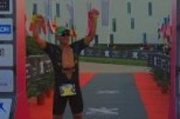 Imamo Ironmana: Tomislav Ivas Mede 3,8 km plivanja, 180 km bicikle i 42 km trčanja prešao za 10 sati i 32 minute