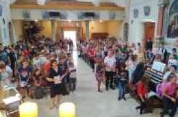 Molitva i zaziv Duha Svetoga za novu školsku i vjeronaučnu godinu