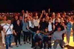 Vodička i Tribunjska generacija 79/80 sastala se povodom 25. godišnjice male mature OŠ u Vodicama