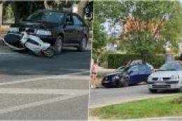 Na ulazima u Vodice dvije prometne nesreće u dva dana