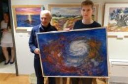 Oprostili smo se od Borisa Roce, zagrebačkog slikara vodiških korijena