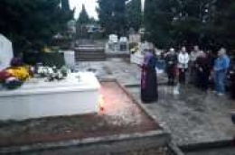 Molitvom i svetom Misom, župa Vodice komemorirala šestu godišnjicu smrti svoga dugogodišnjeg župnika blagopokojnog don Frane Šimata