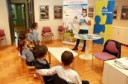 Biologinja i spisateljica Martina Markov djeci predstavila seriju svojih edukativnih slikovnica