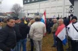 Brojni u Koloni sjećanja u Vukovaru: Među njima i članovi UHBDDR Boban Vodice