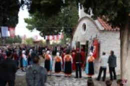 Proslavljeno 600 godina od posvete stare župne crkve sv. Križa  u Vodicama