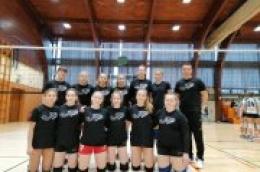 Odbojkašice Vodica sudjelovale na turniru u Sloveniji