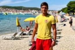 Tečaj za spasioce na plaži