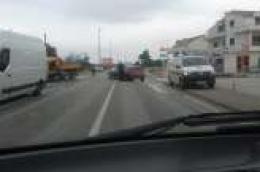 Na izlazu iz Vodica prema Šibeniku prometna nesreća u kojoj su sudjelovala tri vozila