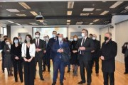 Šibensko-kninska županija dobila suvremenu poslovnu zgradu za pedesetak inovativnih poduzetnika koja će postati inkubator ideja za gospodarski razvoj županije