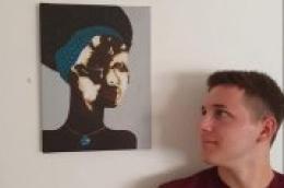 Oliver Vodanov: 'Jedini način da prestanem razmišljati o nečemu što mi je 'zapelo za oko' je da to prenesem na platno'