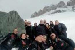 Njima ne nedostaje avanture: Vodički motoristi posjetili veličanstvene Dolomite