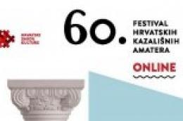 60. Festival hrvatskih kazališnih amatera ide online, evo kako ga možete pratiti