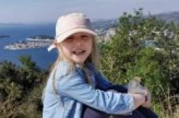 Malena Kiara Goršić bori se sa zloćudnim rakom na mozgu i treba našu pomoć za liječenje