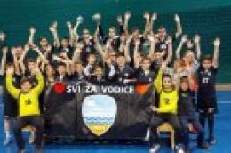 Daniel Reljić, predsjednik RK Vodice: 'Cilj je da za par godina kostur seniorske ekipe čine domaći igrači'