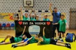Dječaci 2011/2012 nakon 7.odigranih utakmica osvojili 1.mjesto ERSTE RUKOMETNE LIGE (Minirukomet)