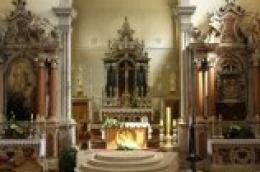 Obraćanje vodičkog župnika don Franje Glasnovića vezano za vjerske aktivnosti i vjerski život u župi i gradu Vodicama