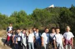 Mali sportaši obilježili Svjetski dan pješačenja