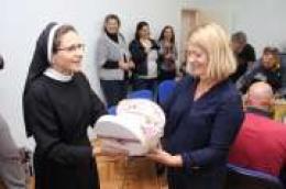 Sestra Lidija otišla na službu u Zagreb
