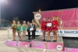 Trud i volja itekako se isplati: Na natjecanju u Bibinama Mažoretkinje grada Vodica osvojili pregršt medalja